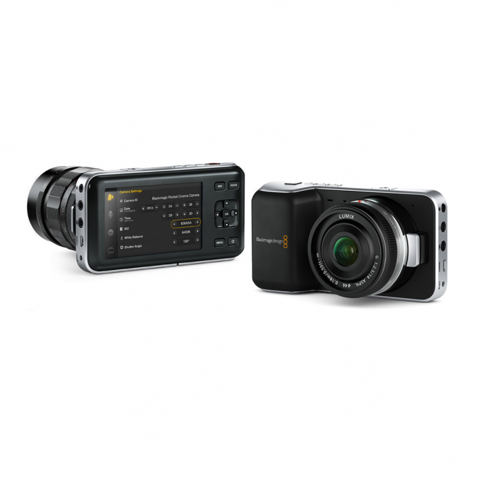 BMD Pocket Cinema Camera
