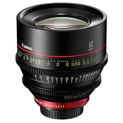 Canon CN-E 135mm T2.2