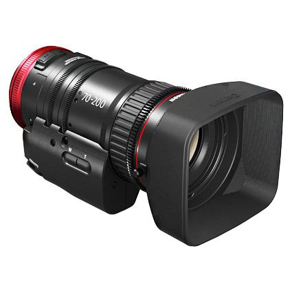 Canon CN-E 70-200mm T4.4