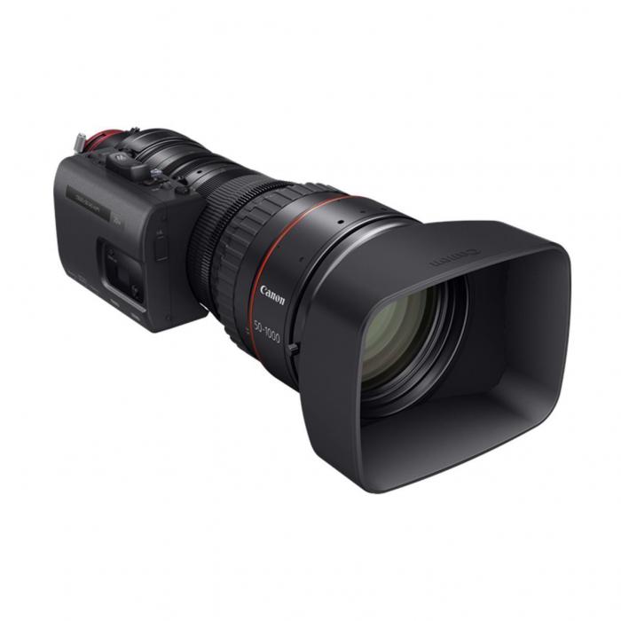 Canon CN20x50 PL Mount Lens