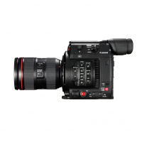 Canon EOS C200 Kit with EF 24-105mm Lens