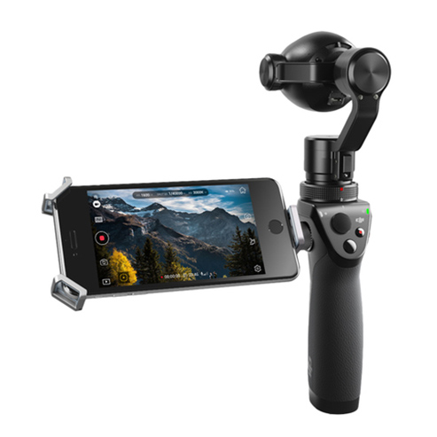 DJI Osmo+ Stabilized 4K Handheld Camera