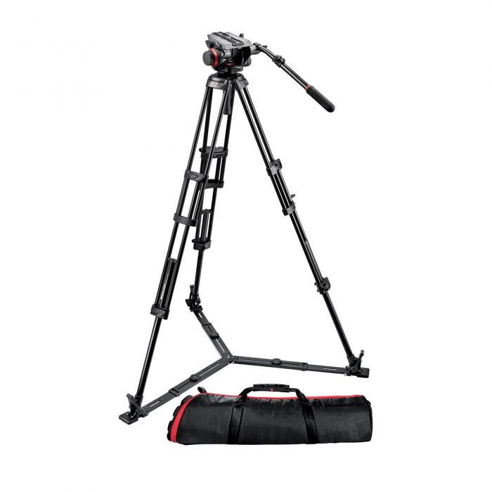 Manfrotto 504HD, 546GBK