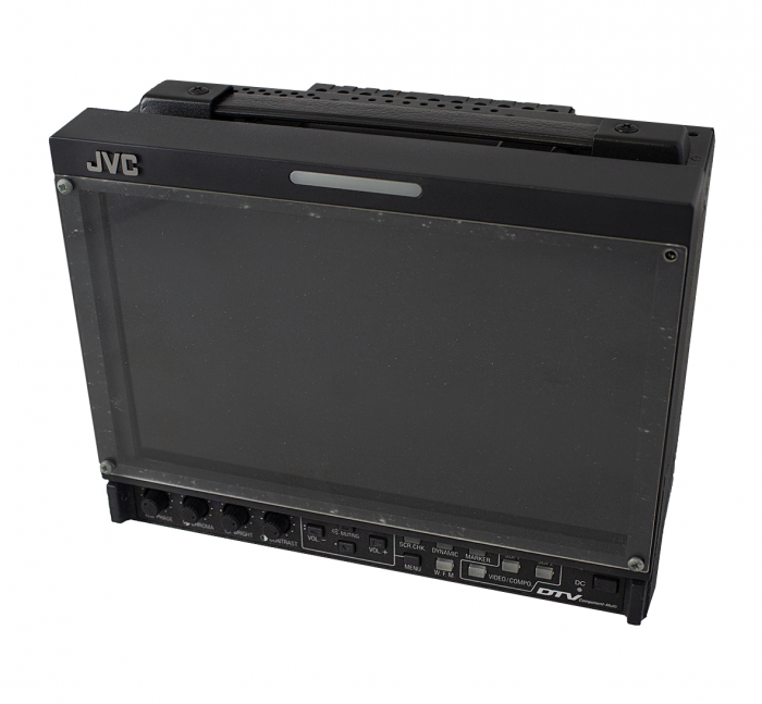 JVC Multi Format LCD Monitor DT-V9L3D - Used