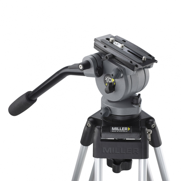 Miller DS10 Fluid Head Tripod