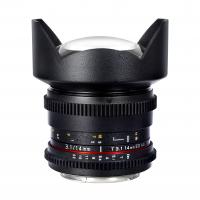 Samyang's 14mm T3.1 lens
