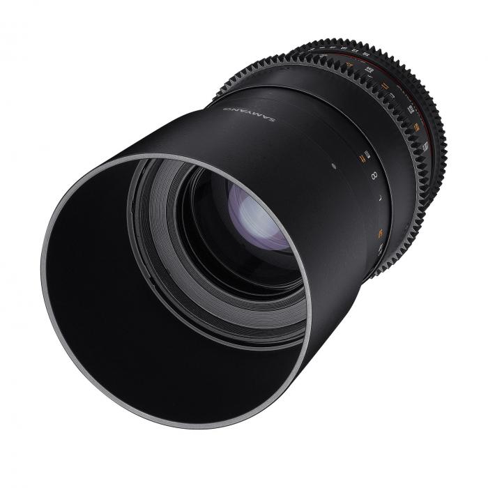 Samyang 100mm T3.1 – Canon EF