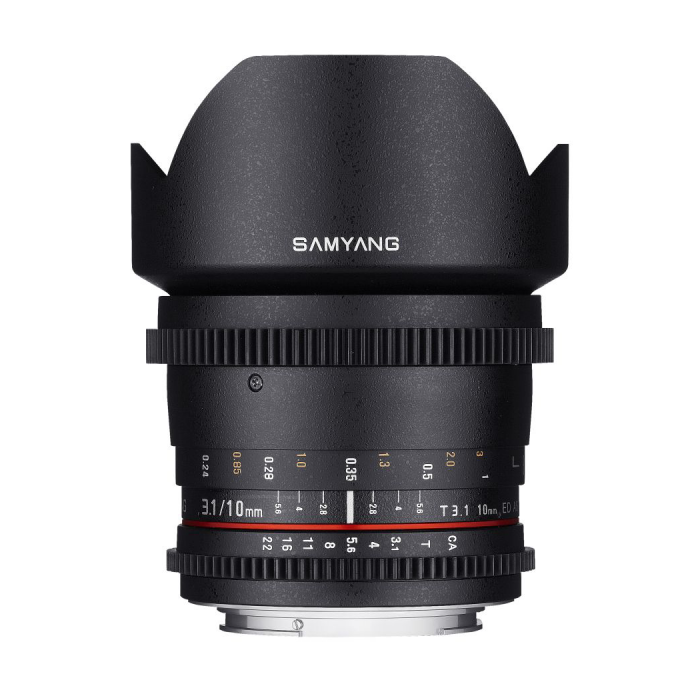 Samyang 10mm T3.1 Sony E