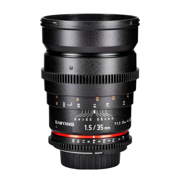 Samyang 35mm T1.5 Lens