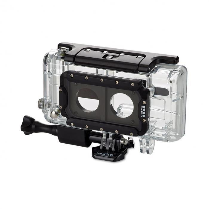 GoPro Dual Hero 3D Rig