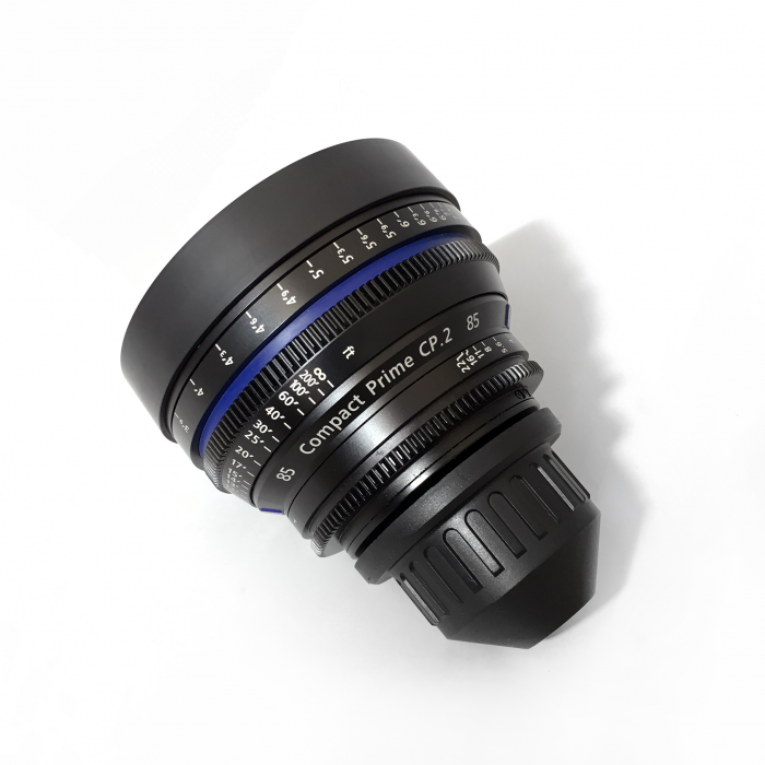 ZEISS Compact Prime CP.2 Lens Pack - Used