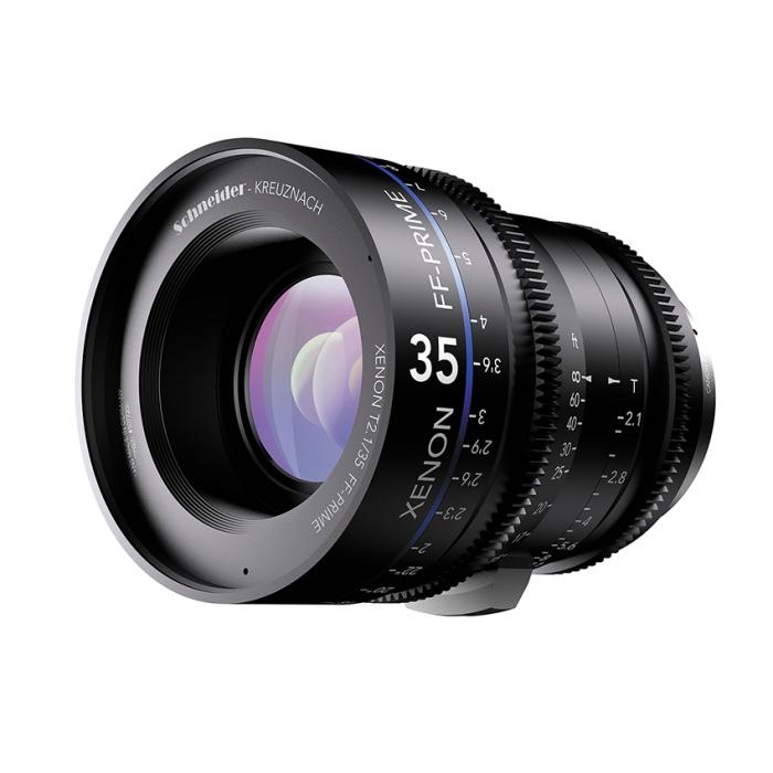 Schneider 35mm Canon EF Mount T2.1