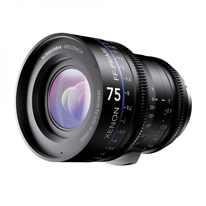 Schneider 75mm Canon EF Mount T2.1