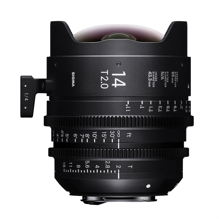 Sigma 14mm T2 FF High-Speed Prime
