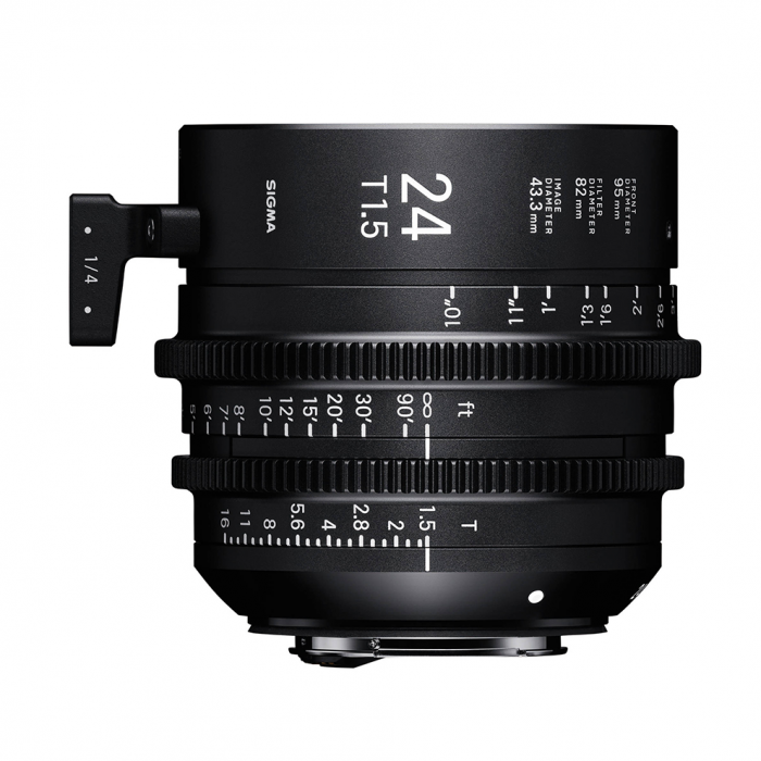 Sigma 24mm T1.5 FF High-Speed Prime