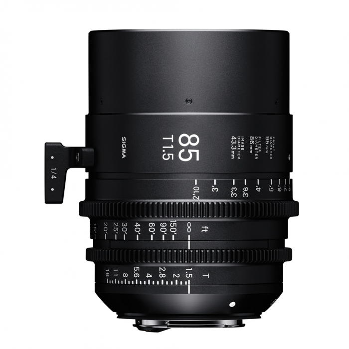 Sigma 85mm T1.5 FF High-Speed Prime