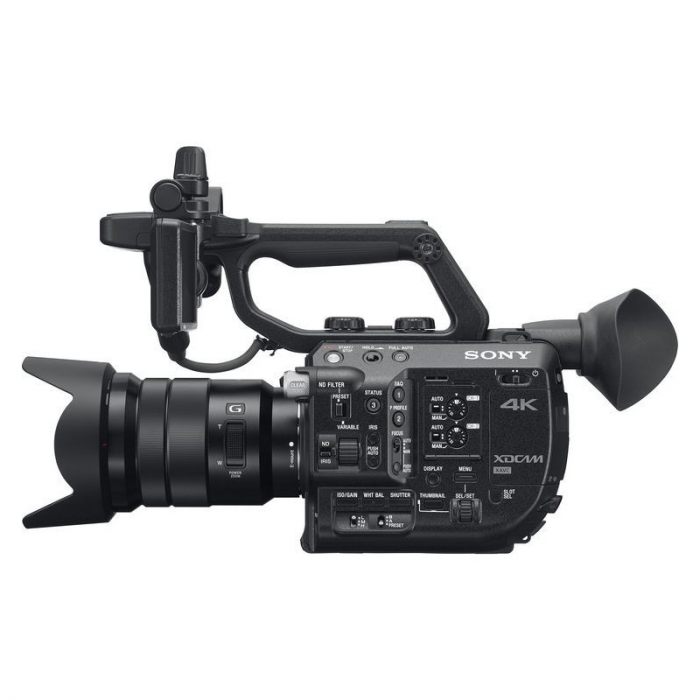 Sony PXW-FS5K Super35 4K Camcorder with 18-105mm f/4.0 G Lens