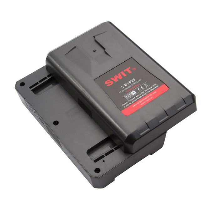 SWIT S-8192S 92+92Wh V-Lock Battery
