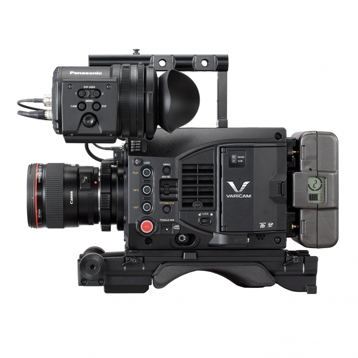 VariCam LT Lightweight 4K Camera