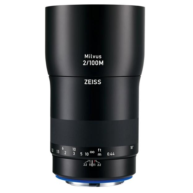 Zeiss Milvus 2.0/100M Lens