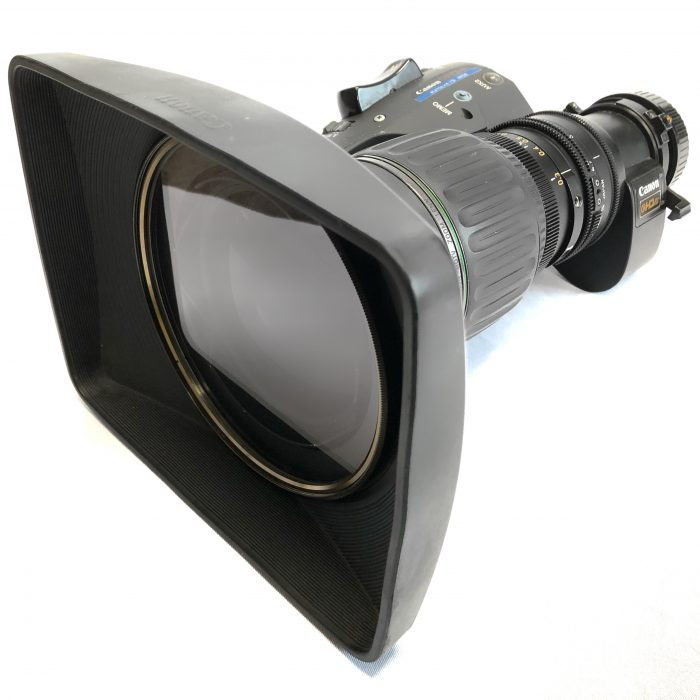 Canon HJ11e x4.7B IRSE Lens