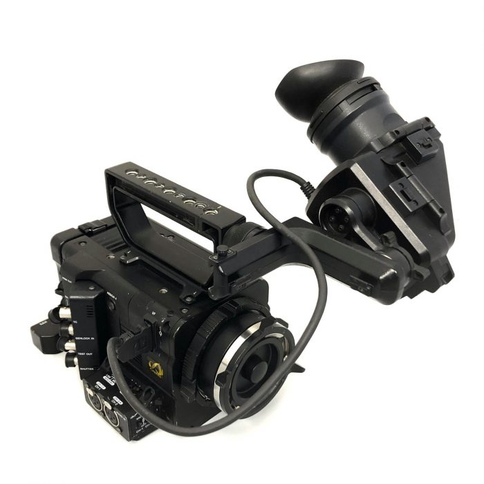 Sony F5 Camera Body - Used, good condition.