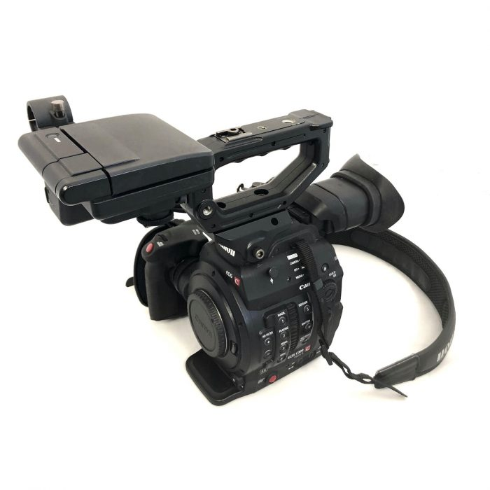 Canon C300 MkII - Used, excellent condition