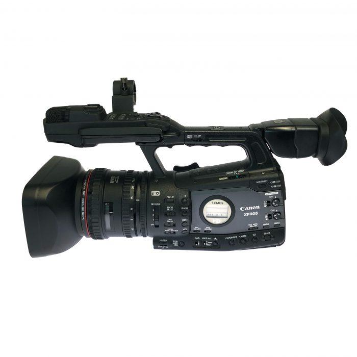 Canon XF305 Used camera in pristine condition